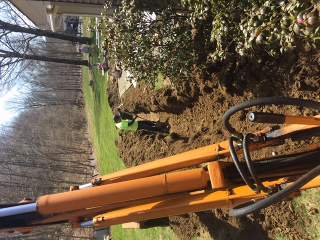 land clearing services in Bethany and Woodbridge, CT